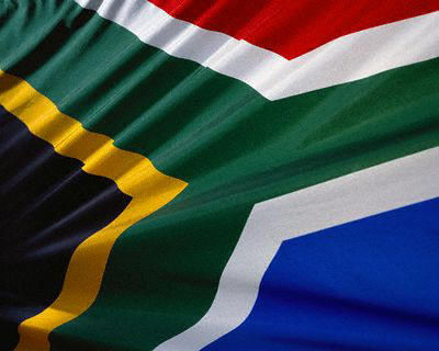 Waving the Flag in South Africa
