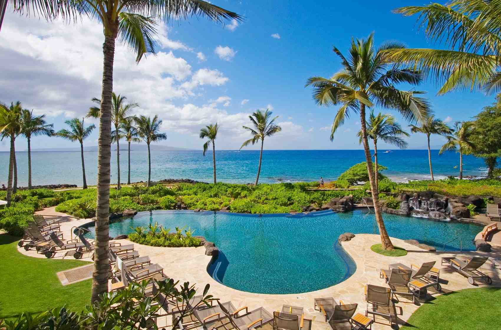 Maui vacations start here wailea beach villas travel for Nicest hotels in maui