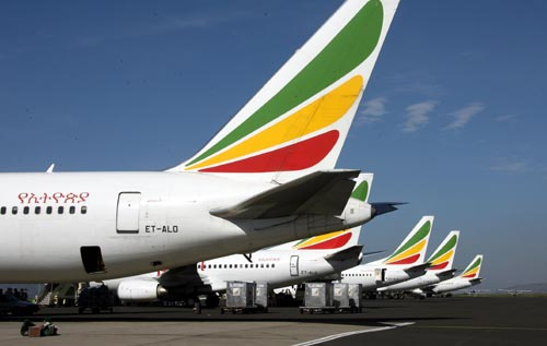 Airlines in Africa