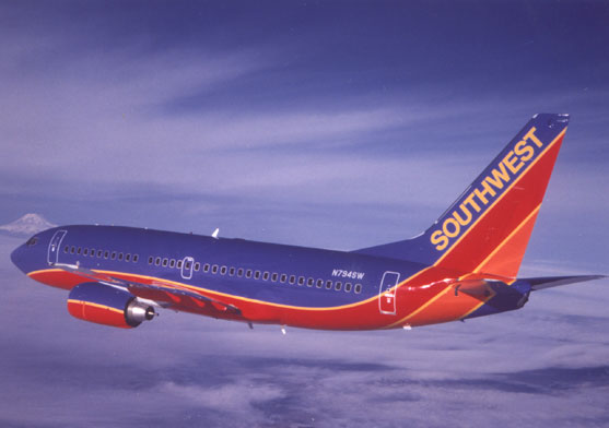 Southwest Air fares
