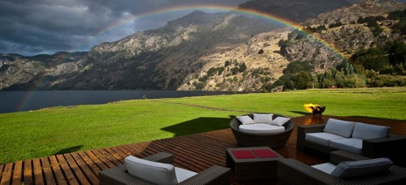Mountain Lodge in Chile: Dos Lagos