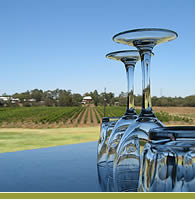 Wine tasting in South Australia