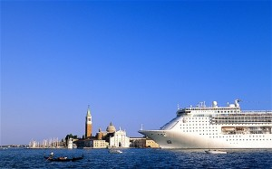 Cruise to Italy