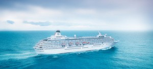 Sailing on Crystal Cruises