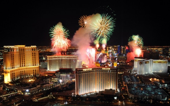 Las Vegas is America's Party