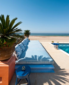 Luxury stays at Cuixmala in Mexico