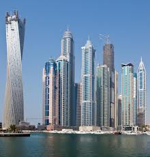 New Buildings in Dubai