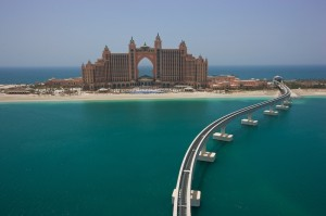 Travel to Dubai Atlantis Palm Island