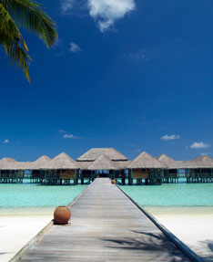 Gili Lankanfushi in Maldives