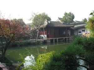 Garden tours of China