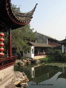 Travel to China Classical Suzhou Gardens
