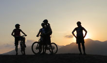 Learning to Mountain Bike tours