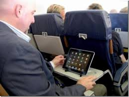 travelers and ipads