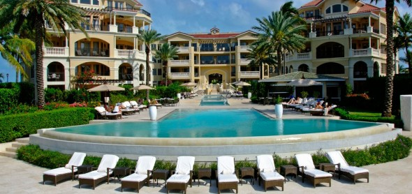 Romantic Hotel in Turks & Caicos