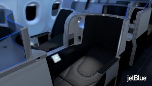 JetBlue Business Class Upgrade