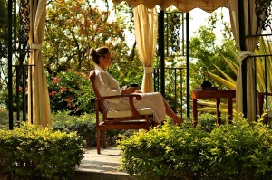 Wellness travel with Ananda in India