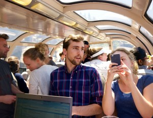 Millennial travel habits