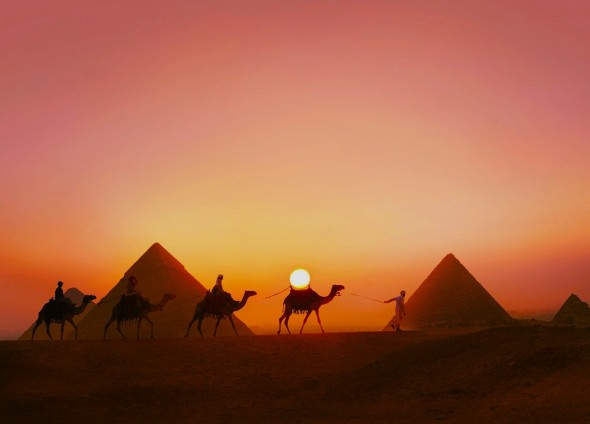 Travel to Egypt