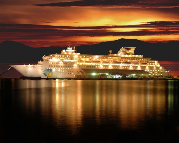 golden cruises