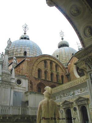 Visiting Venice, Italy