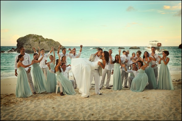 How To Have A Wedding On The Beach