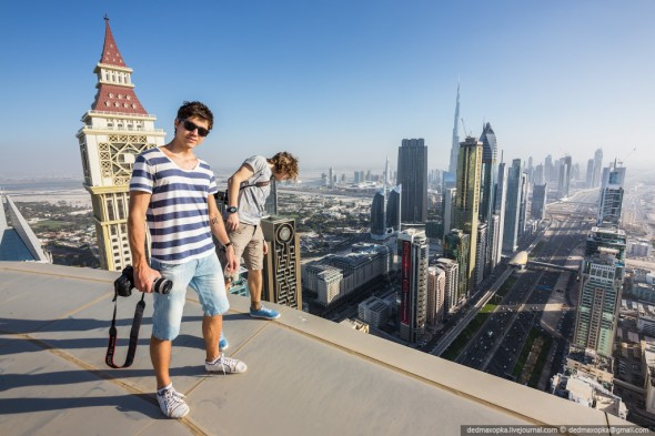 tourism in dubai