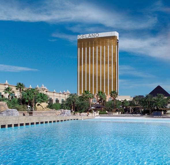 New hotels las vegas