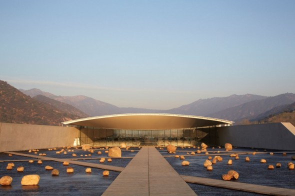 New Boutique Resort in Chile