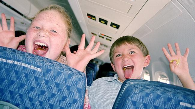 Bad flight stories