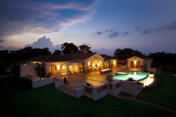 Resort in texas
