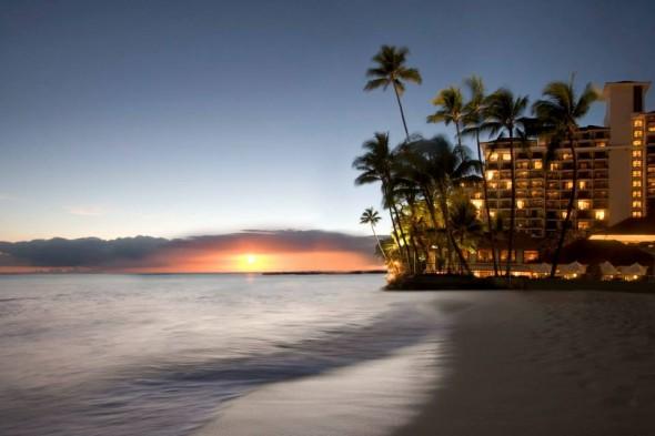 Luxury Hotel waikiki