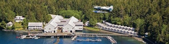 salmon Fishing resorts alaska