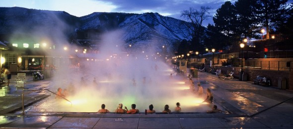 Hot springs vacations