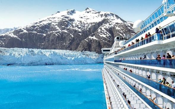 Alaska cruise princess