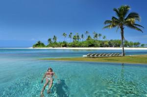 Beach vacation bahamas