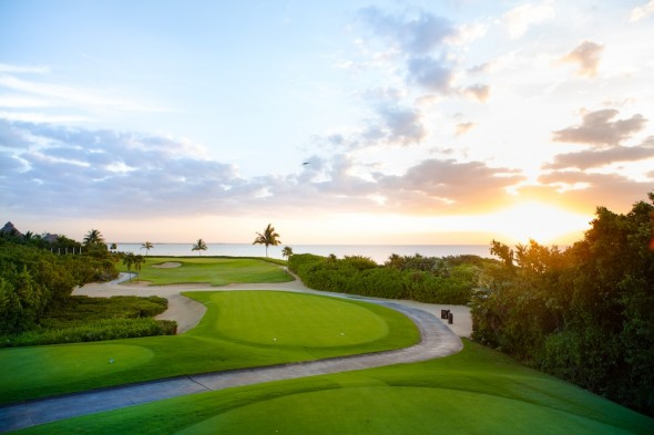 Golf Vacation Mexico