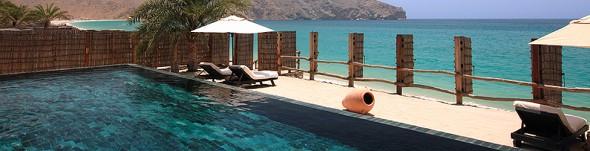 Oman resort