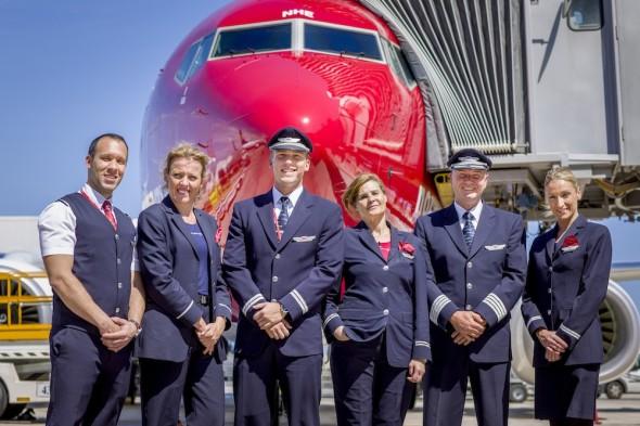 Fly europe norwegian
