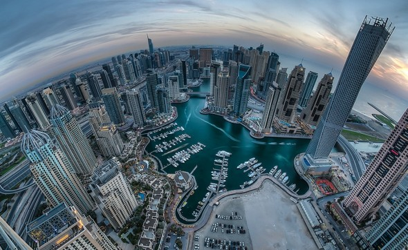 city Dubai UAE