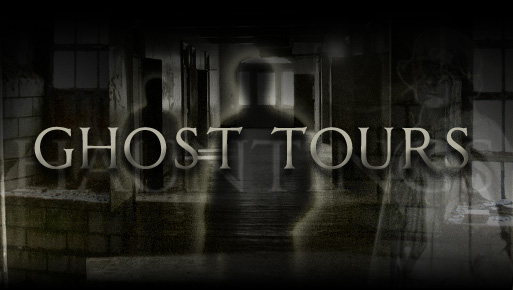 where to find haunted houses