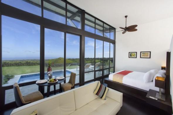 luxury at Pikaia galapagos