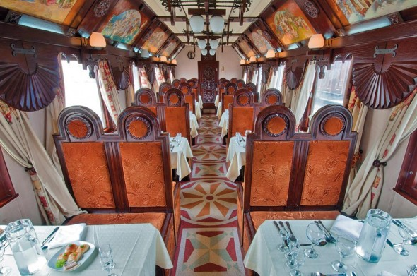 Private Train Silk Road