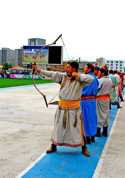 Mongolia Games
