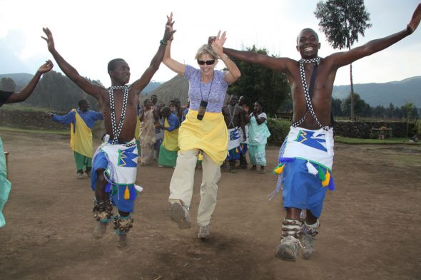 Senior travel africa
