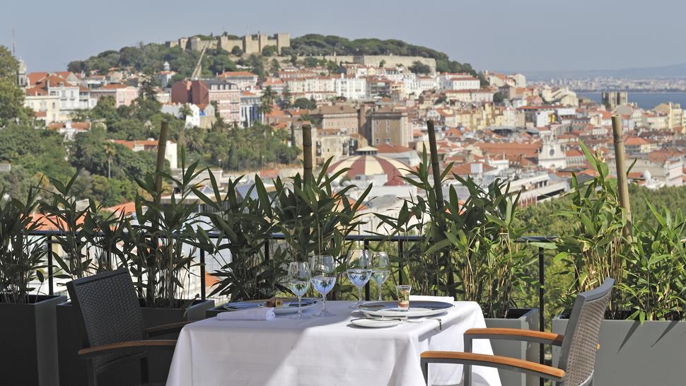 Luxury hotel Lisbon