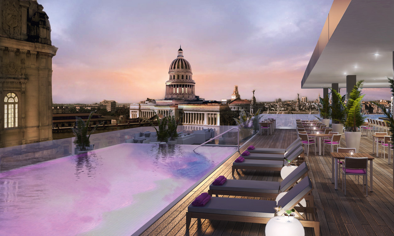 New Luxury hotels in Cuba, Kempinski