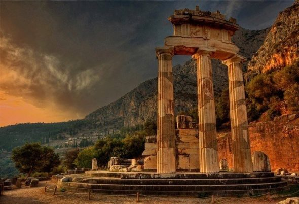 Spiritual Vacations in Greece