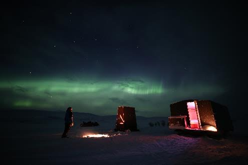Northern Lights travel packages