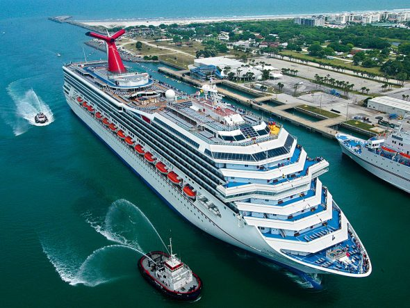 Carnival Corp new ships