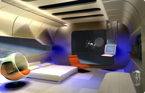hotel of future